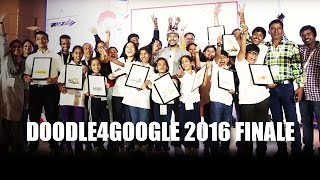Doodle4Google 2016 Finale | Workshop | Mad Stuff With Rob