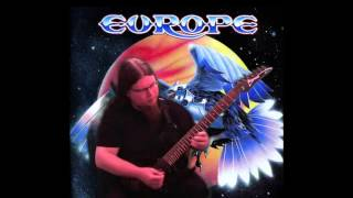 Europe - Open Your Heart solo