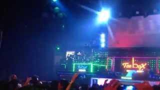 DJ AL Ghazali feat Dita Percussion - teebox Padang
