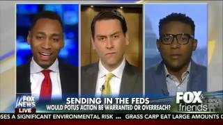 'Bruh! You're From Evanston' FOX Panelist Gets Called Out For Saying 'I'm From Chicago'
