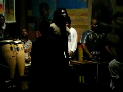 Live Music in Mama Africa