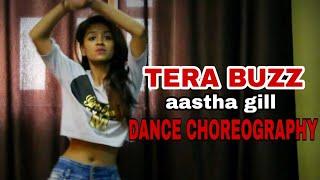 Aastha Gill - Buzz feat Badshah   Priyank Sharma   dance choreography