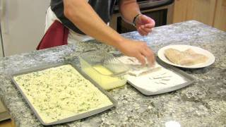 Breading for Fish - Fish Breading Recipe