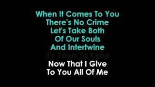 2U karaoke David Guetta ft Justin Bieber