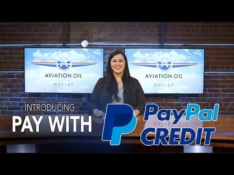 Introducing pay with paypal credit video