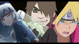 Boruto  Episode 89, Mitsuki Arc Review & Drawing - The Utimate Asssassination Mision