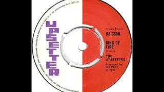 The Upsetters - Ring Of Fire (Anita Carter / Johnny Cash Cover)