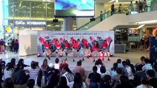160716 [Wide] Blacklist cover AOA - Good Luck @ Esplanade Cover Dance#3 (Audition)
