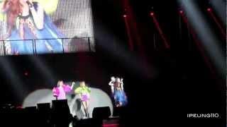 [FANCAM] 120817 2NE1 Scream- New Evolution Tour Prudential Center NJ_HD