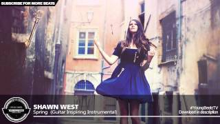SHAWN WEST - Sad Piano Love Emotional Rap Beat Instrumental 2015 - Spring