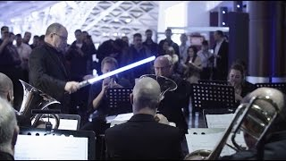 Live orchestra welcomes Star Wars fans to Vue Cribbs Causeway