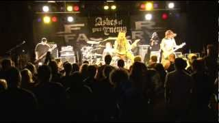 """Ashes Of Your Enemy """"Black Out The Sun"""" OFFICIAL MUSIC VIDEO"""