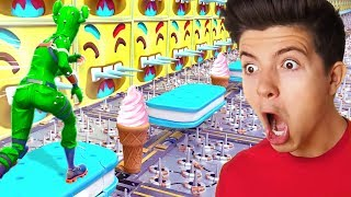 Someone Made a TBNRFRAGS Fortnite Deathrun...