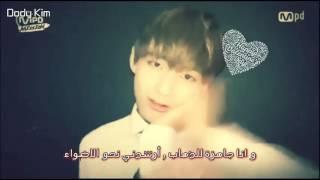 ||BTS-V||-Katy perry-E.T [fmv](Arabic Sub)ألترجمه العربيه