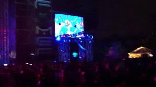 Benny Benassi ft. Gary Go - Cinema (Skrillex Radio Edit) Live @ MEF