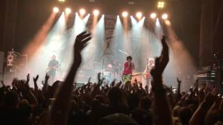 Green Day LIVE - Youngblood (clip) - Berkeley, CA 10/20/2016