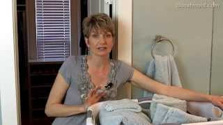 How to Find Your Laundry Bliss: Get It Done Faster and Easier!   Clutter Video Tip
