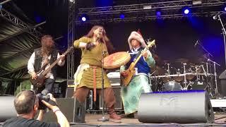 Tengger Cavalry live at Midgardsblot, Norway,18/8/2017