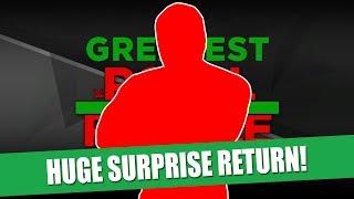 Breaking News: Former WWE Wrestler Returning For Greatest Royal Rumble