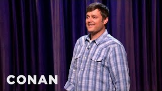 Nate Bargatze Stand-Up 04/08/13 - CONAN on TBS