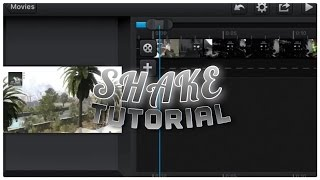 CUTE CUT PRO EDITING TUTORIAL! (SCREEN SHAKE)