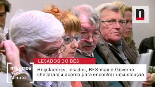 O que se sabe da solução para os lesados do BES