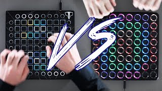 Zedd & Alessia Cara - Stay // Launchpad & Midi Fighter 64 Cover/Remix