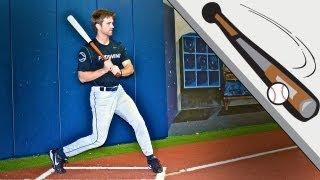 Baseball Hitting Secrets - The Rotational Drill