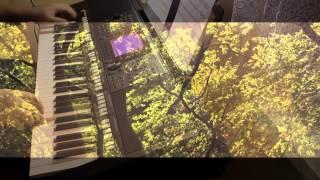 Jubel - Klingande (cover) - Yamaha PSR-S750