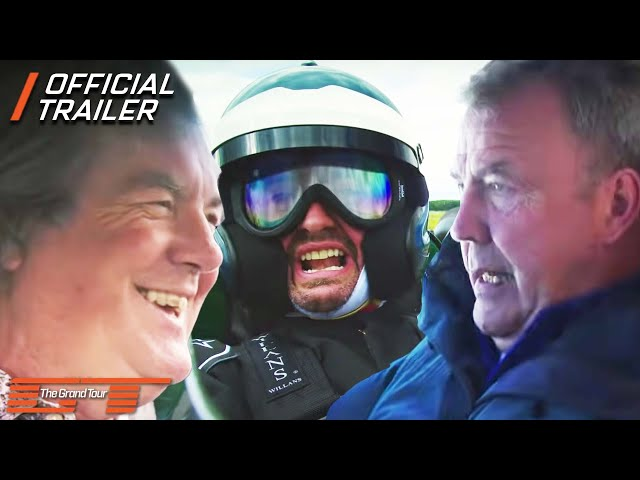 The Grand Tour: Season 3, Episode 5 Trailer