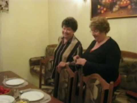 Visit to the Ukraine with sisters 2011.wmv