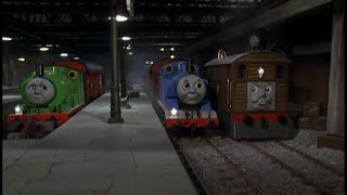 Thomas and the Magic Railroad sound effects: Mysteries/Distracting Diesel