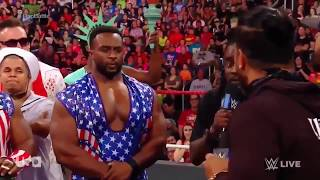 Rated R Like Your Boy Xavier Woods ROAST 😂 | SmackDown LIVE: July 4, 2017