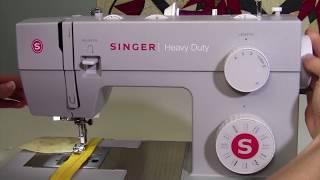 Singer Heavy Duty 4423 37 Zipper Foot