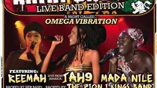 Dub in the Rainforest 9 Promo - Reemah, Jah9, Mada Nile, I Grade Dub