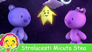 Stralucesti Micuta Stea - Twinkle Twinkle Little Star in Romana
