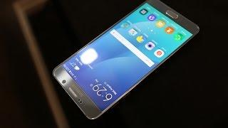 انطباعي عن جهاز Samsung Galaxy Note 5 Impressions