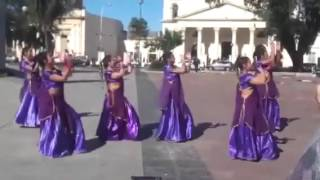 Video baile infantil 2016