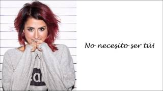Barei - I Don't Need To Be You [Letra en español]