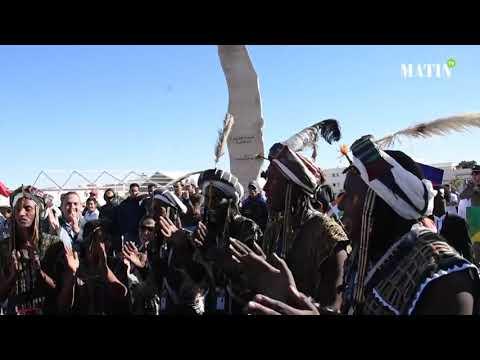 Video : FIMA 2018 : Ambiance de fête dans les rues de Dakhla