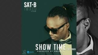 Sat-B - Show Time Feat. Miss Erica [IWACU] (Prod. Holly Beat) width=