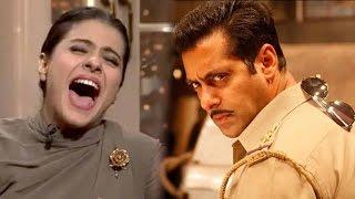 Dabangg 3 : Kajol to play Salman Khan's Rajjo | Filmibeat width=