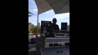 DJ John Candy @ Calabassa Beach Club, Ibiza 08.09.14 vol.1