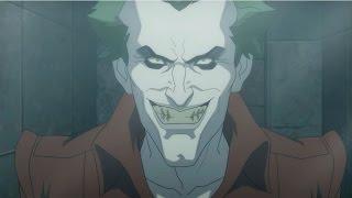 The Joker & Harley Quinn | Batman: Assault on Arkham [Русские субтитры]