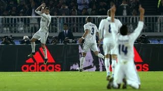 Real Madrid 4-2 Kashima | Goles | Mundial Clubs 2016 | COPE