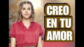 Creo En Tu Amor - Paulina Goto (Letra) (ElVueloDeLaVictoria)