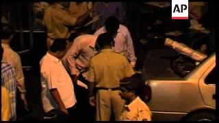 India - Three explosions hit Mumbai / Explosion outside New Delhi court
