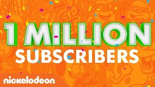 Special Thanks to Our 1 Million Subscribers! | Nick