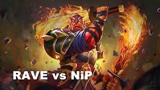 RAVE NiP - The Crowd Goes Wild Dota 2