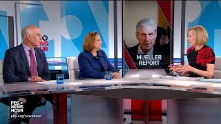 Brooks and Marcus on how Mueller report could shift politics